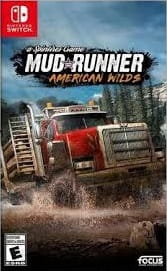 Spintires Mudrunner: American Wilds SWITCH Nowa nh