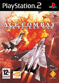 Ace Combat Balkan War PS2