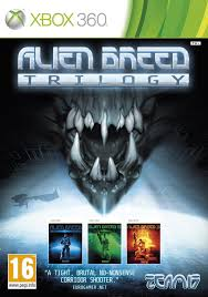 Alien breed trilogy uzywana x360 (KW)