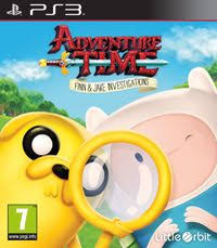 Adventure Time: Finn and Jake Investigations PS3 NOWA (KW)