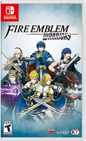 Fire Emblem Warriors SWITCH Nowa (KW)
