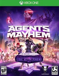 Agents of Mayhem XONE Używana nh