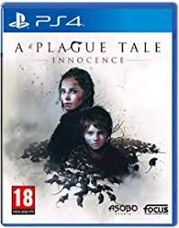 A Plague Tale Innocence PS4 Nowa nh