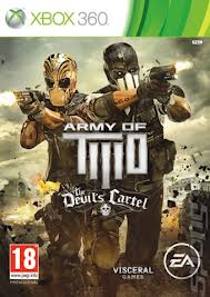 Army Of Two The Devil's Cartel X360 Używana (KW)