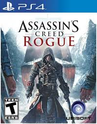 Assassisn`s Creed Rogue Remstered PS4 Używana (nh)