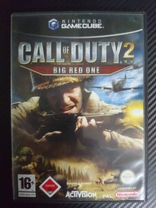 Call of Duty 2 Big Red One (kw)