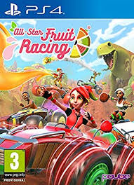 All-Star Fruit Racing PS4 Nowa (KW)