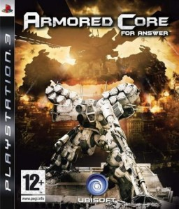 Armored Core For Answer PS3 Używana (nh)