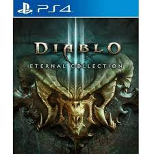Diablo Eternal Collection PS4 Nowa nh