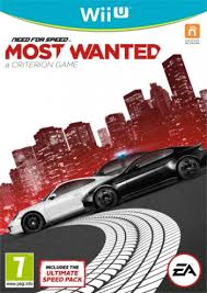 Need for Speed Most Wanted U WiiU Używana (KW)