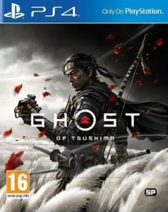 Ghost Of Tsushima PS4 Używana nh