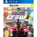 The Crew 2 Deluxe Edition PS4