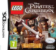 Lego Pirates of the Carribbean the Video Game DS Używana nh
