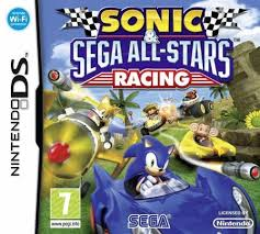 Sonic Sega All-Stars Racing DS Używana nh