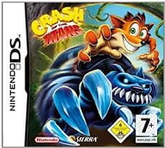 Crash of the Titans DS Używana nh