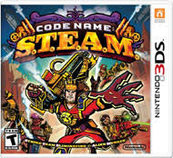 Code Name: S.T.E.A.M. 3DS Nowa nh