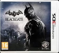 Batman Arkham Origins Blackgate 3DS Używana nh
