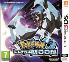 Pokemon Ultra Moon 3DS Używana nh