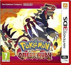 Pokemon Omega Ruby 3DS Używana nh
