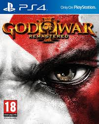 God of War III Remastered PS4 Nowa nh
