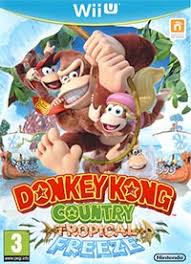 Donkey Kong Country Tropical Freeze WiiU Używana (KW)
