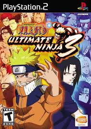 Naruto: Ultimate Ninja 3 PS2 Używana nh