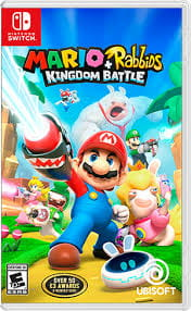 Mario + Rabbids Kingdom Battle SWITCH Nowa nh