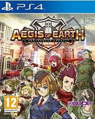 Aegis of Earth: Protonovus Assault PS4 Nowa nh