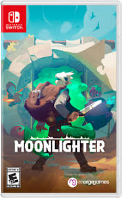 Moonlighter SWITCH Używana (KW)