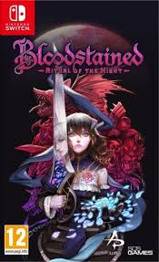 Bloodstained Ritual Of The Night SWITCH Nowa (KW)