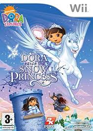 Dora Saves the Snow Princess Wii Używana nh