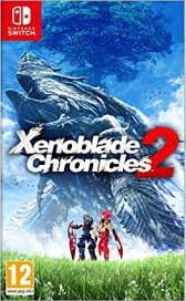 Xenoblade Chronicles 2 SWITCH Nowa nh