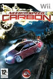 Need for Speed Carbon Wii Używana nh