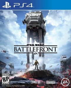 Star Wars Battlefront PS4 Nowa nh