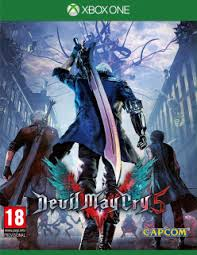 Devil May Cry 5 XONE Używana nh