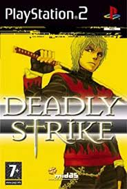 Deadly strike ps2 używana (KW)