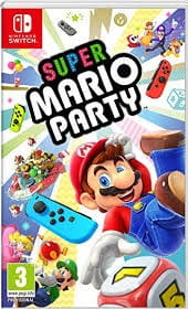 Super Mario Party SWITCH Używana nh