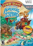 Jump Start Escape From Adventure Island Wii Używana nh