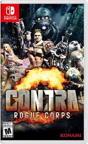 Contra: Rogue Corps SWITCH Nowa nh