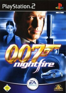 James Bond 007 Nightfire PS2 Używana (KW)