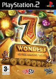 7 Wonders of The Ancient World ps2 używana (KW)