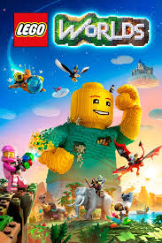 lego worlds switch nowa (KW)