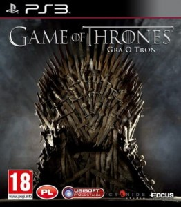 Game Of Thrones PL PS3 Używana nh