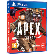 apex legends bloodhound edition ps4 nowa (KW)