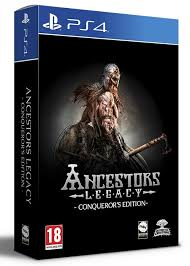ancestor legacy conquerors edition ps4 nowa (KW)