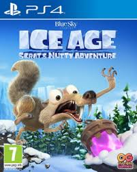 Ice Age Scrat's Nutty Adventure PS4 Nowa nh