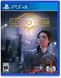 close to the sun ps4 nowa (KW)