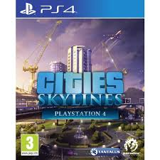 Cities Skylines Playstation Edition PS4 nowa (KW)
