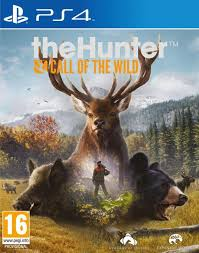 theHunter Call of the Wild PS4 używana (KW)