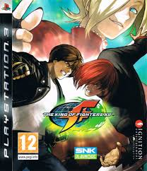 the king of fighters XII ps3  używana (KW)